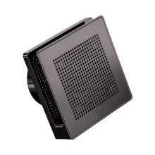 Vortice 11308Aspirator Twist Point Evo Wall/Ceiling, Black