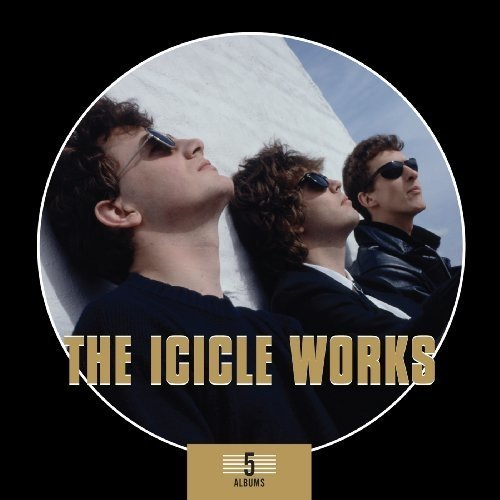 The Icicle Works - 5 Album Box Set [CD]