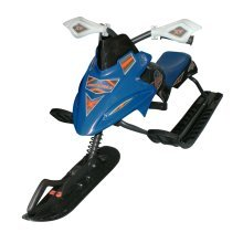 Boyz Toys XV Snow Mobile | Ride-On Snowmobile Sled