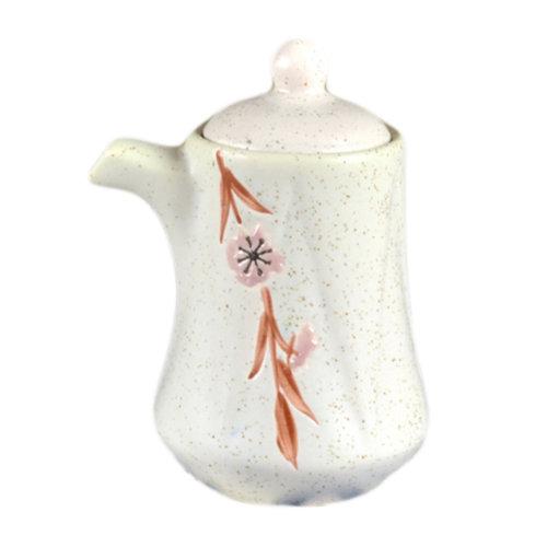 Sushi Soy Sauce Dispenser Ceramics Liquid Cruet, Q1