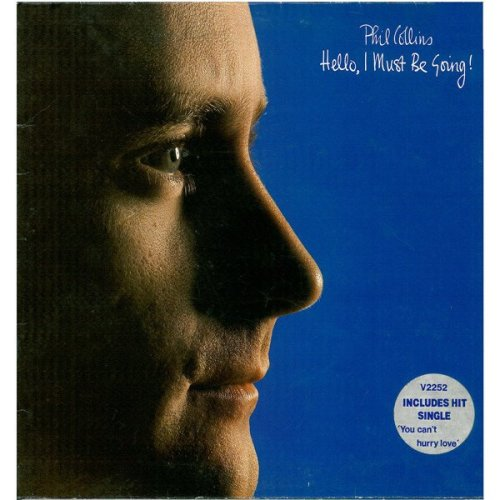 Hello I Must Be Going [Audio Cassette] Phil Collins