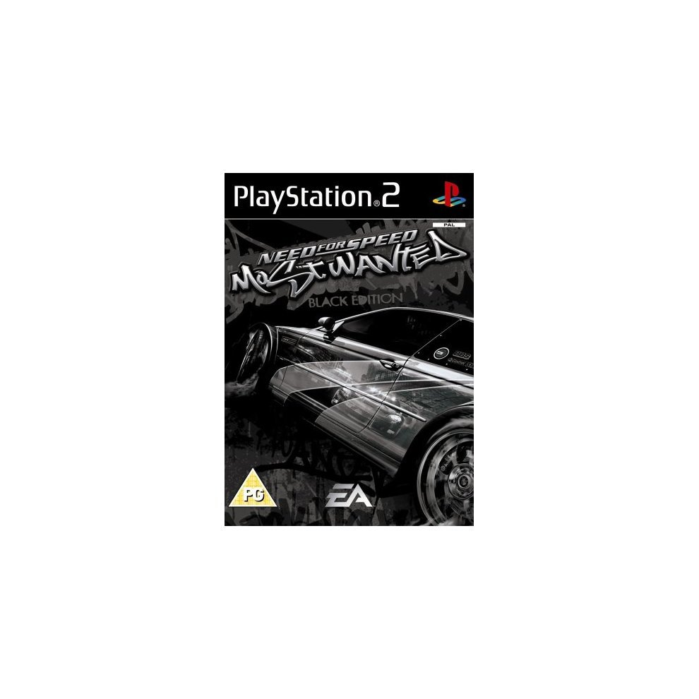 Ean 5030930049195 Need For Speed Most Wanted Black Edition