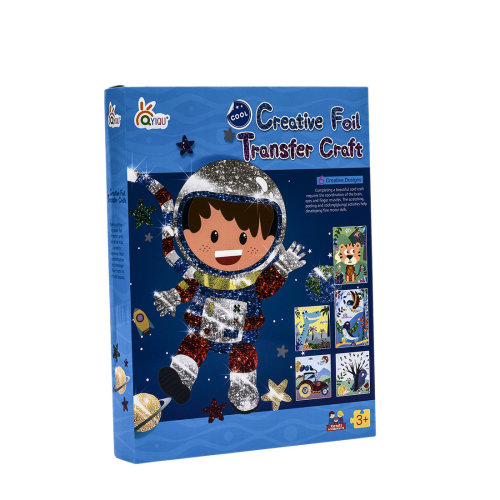 DIY Creative Transfer Paper Painting Book Craft Educational Toys