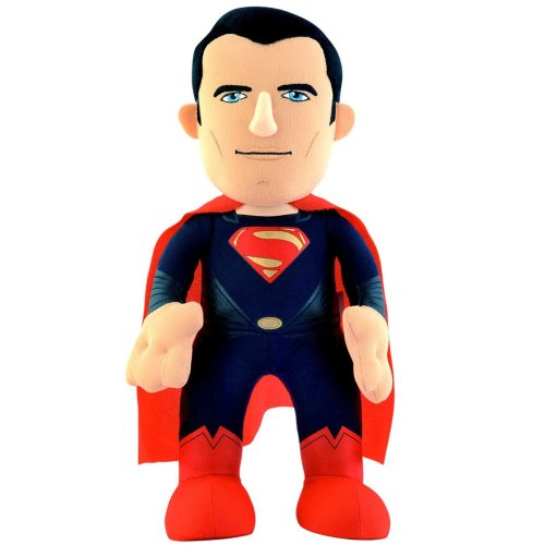 "Bleacher Creatures DC Comics Man of Steel - Superman 10"" Plush Figure"