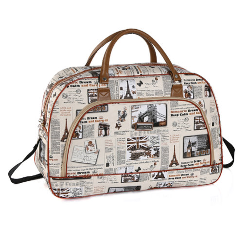 Travel Bag Luggage Tote Bags for Sports, Gym and Travel, A