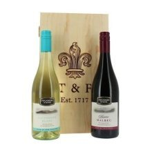 Thornton and France Wooden Box Gift Set