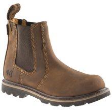 Buckler B1300 Non Safety Dealer Boots Brown (Sizes 6-13) Men's Shoes