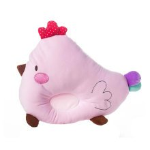Adorable Pillow For 0-1 Years Protection for Flat Head  (chicken)