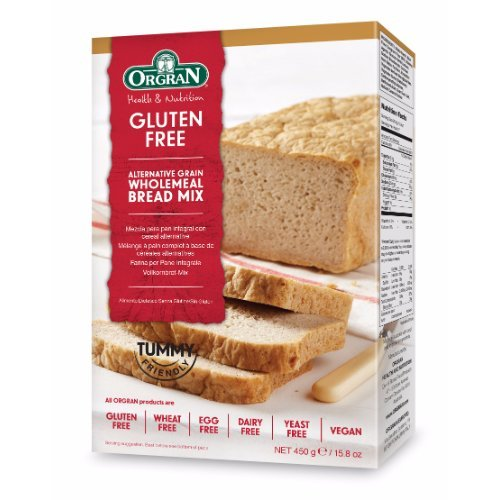 Orgran  Wholemeal Bread Mix 450g