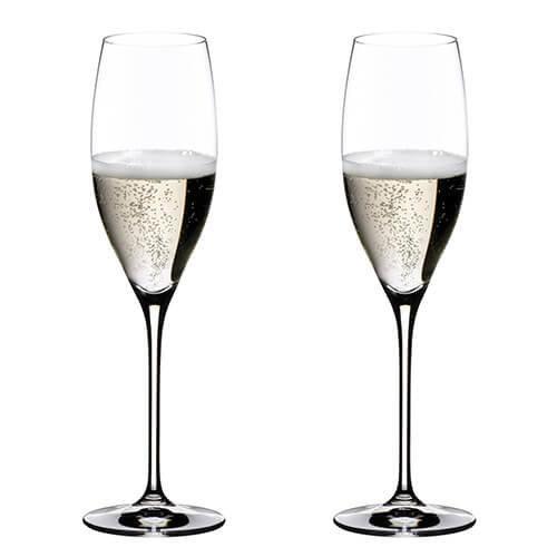 Riedel Vinum 6416/48 Cuvee Prestige Set of 2 Glasses