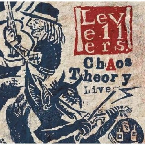 Levellers - Chaos Theory - Live! DVD 2CD [CD]
