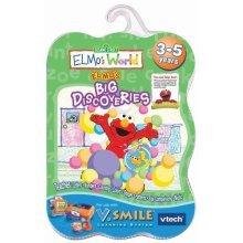 V.Smile Smartridge: Elmo\'s World - Elmo\'s Big Discoveries