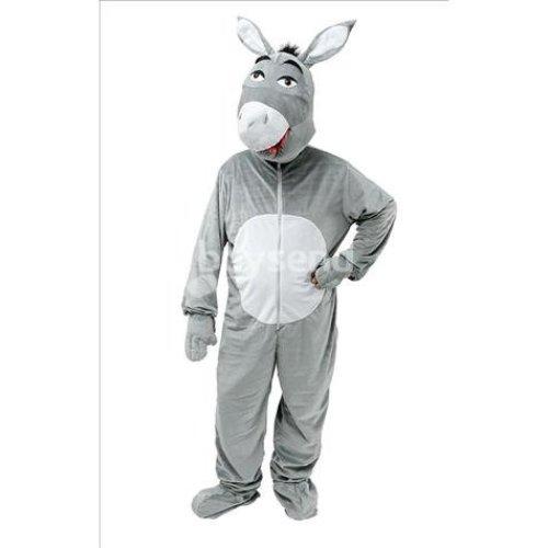 Big Head Donkey Costume | Christmas