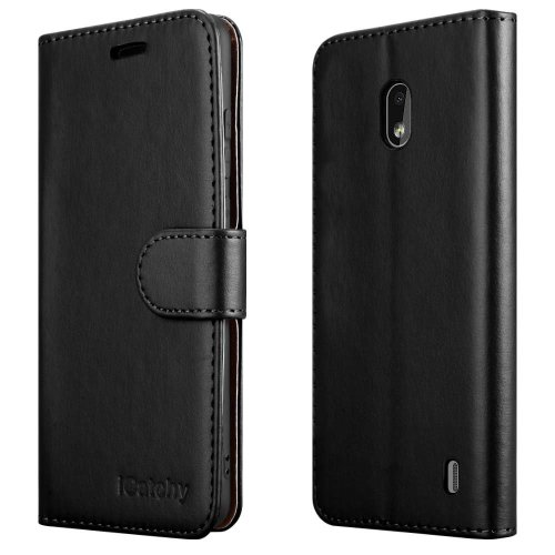 For Nokia 2.2 Wallet Book Card Case Cover