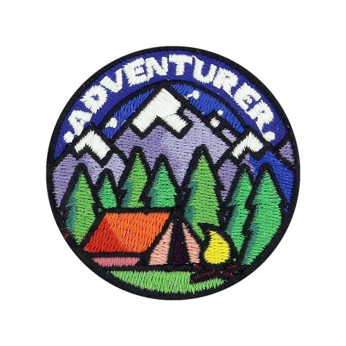 Grindstore Adventurer Camping Patch