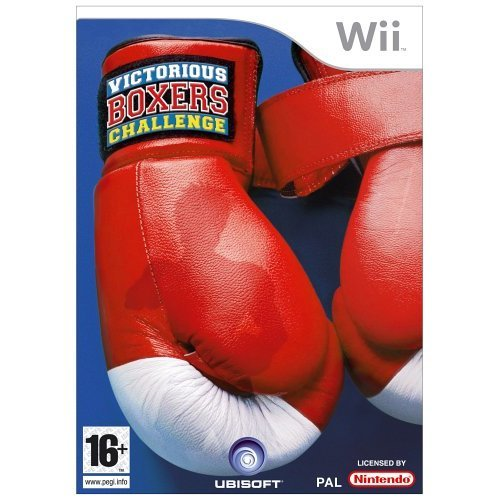 Victorious Boxers Challenge (Wii)