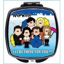 Weenicons Compact Mirror - I'll Be There For You