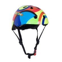 Kiddimoto Children's Bike / Scooter / Skateboarding Helmet - Valentino Rossi Design