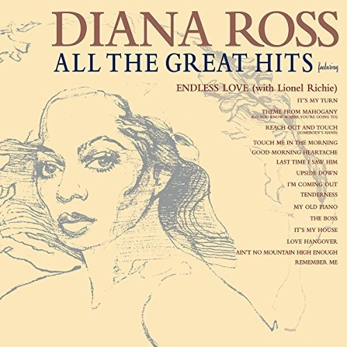 Diana Ross - All the Great Hits [CD]
