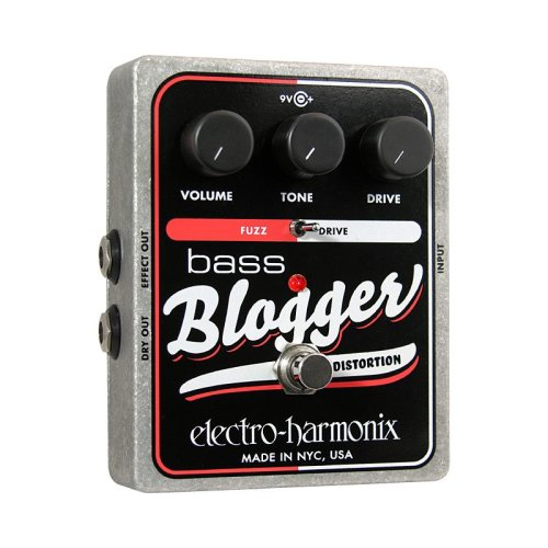 Electro Harmonix Bass Blogger Effects Pedal