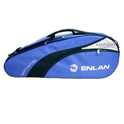 Sling Bag Large Capacity  Racquet Bag Waterproof Badminton Racket Cover, Blue