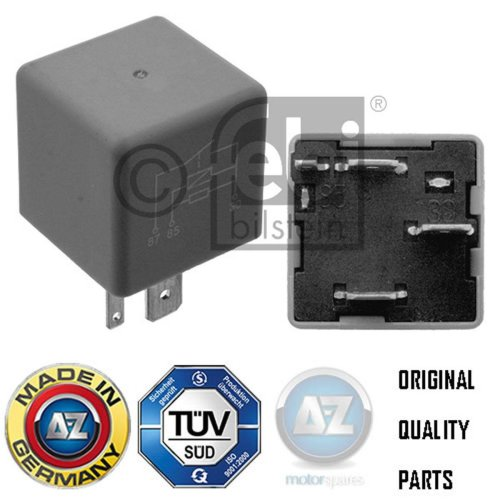 FOR VW AUDI SEAT SKODA DIESEL NUMBER 109 ECU RELAY FUEL PUMP OE QUALITY PART NEW