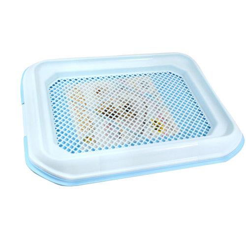 "Simple Design  Pet Supplies & Indoor Pet Potty Dog Toilet (19""*14.5""),BLUE"