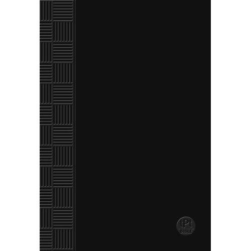 Tpt New Testament with Psalms Proverbs and Song of Songs (2nd Edition) Black (Passion Translation)