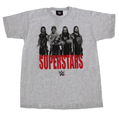 WWE Superstars Childrens Boys Wrestling T-Shirt