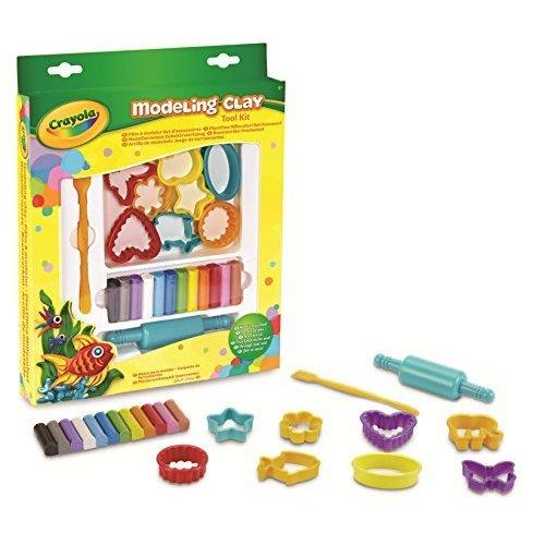 Crayola Modeling Clay Mini Tool Kit