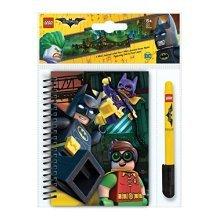 Lego Batman Mini Notebook With Gel Pen -