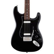 Fender Standard Stratocaster HH, Black, Pau Ferro
