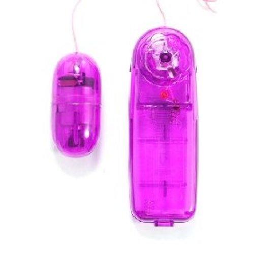 Multispeed Vibrating Egg - Purple