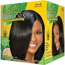 Soft & Beautiful Botanical Relaxer Kit Regular