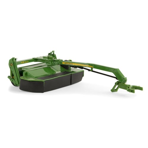 Britains 1:32 John Deere 635 Mower Conditioner - Collectable Farm Toy Attachment - Compatible with all Britains 1:32 Vehicles - Suitable From 3 years