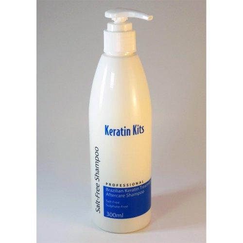 Brazilian Keratin Salt-Free Aftercare Shampoo 300ml