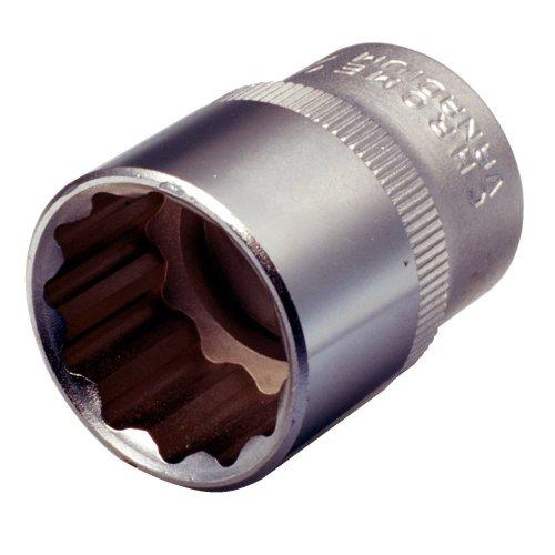 "KS Tools 917.1367 1/2"" 12 Point socket, 33mm"