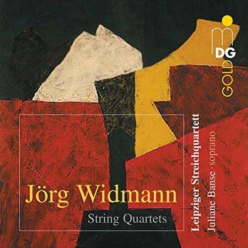 J.Widmann - J.Banse/Leipziger Streichquartett [CD]