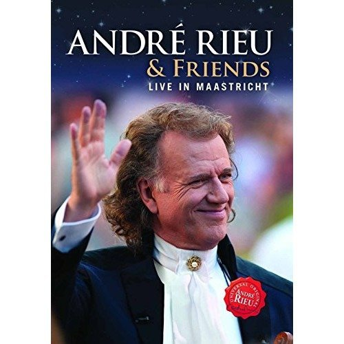 Andre and Friends - Live in Maastricht [dvd] [ntsc]