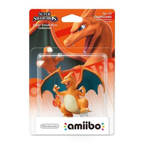 Charizard No.33 amiibo (Nintendo Wii U/3DS)