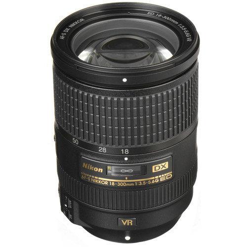 NIKON AF-S 18-300MM F3.5-6.3G ED VR DX