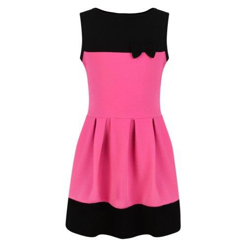 Girls Bow Dress