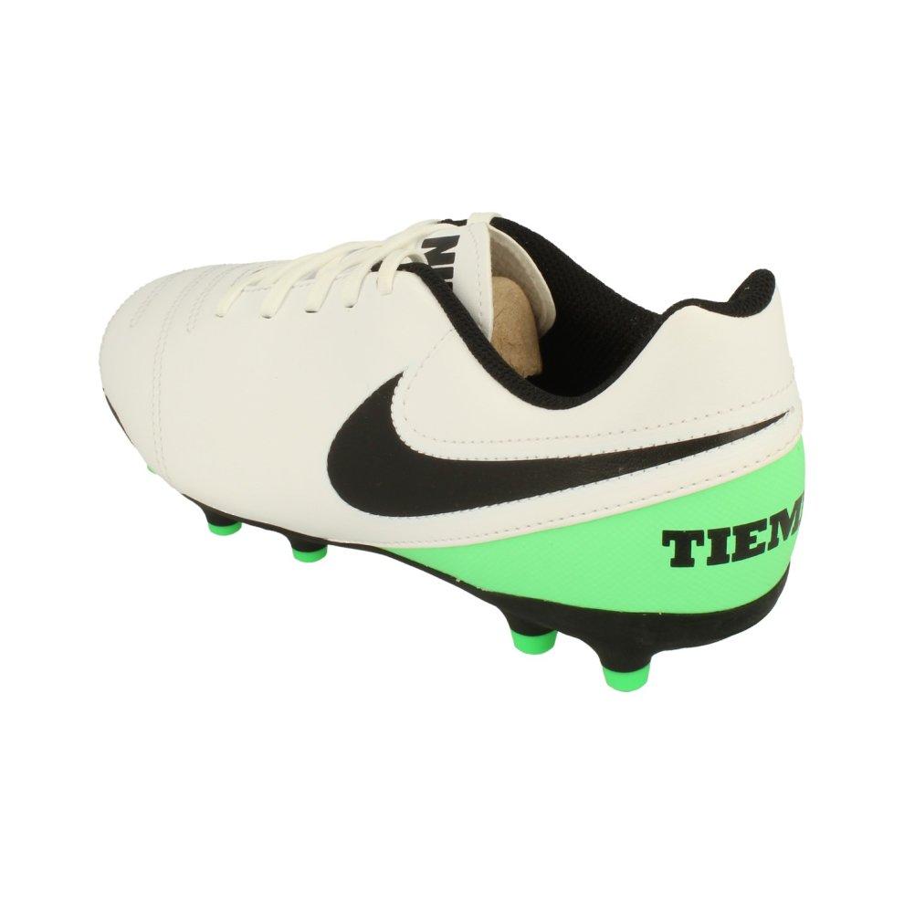 0852f813a46 ... Nike Tiempo Rio III FG Junior Football Boots 819195 Soccer Cleats - 1  ...