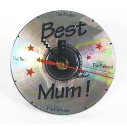 CD Clock Best Mum