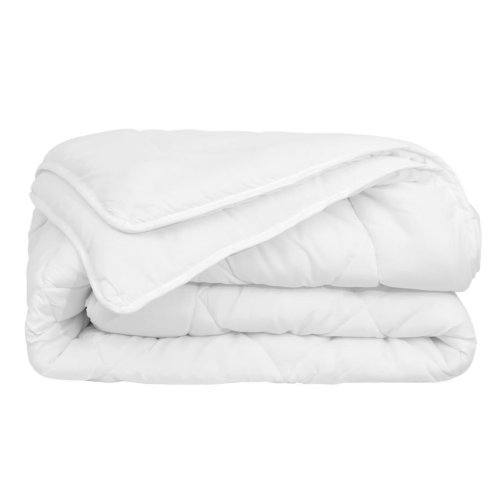 vidaXL 4 Seasons Duvet/Quilt 135x200 cm White
