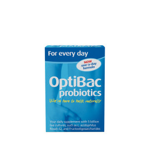 Optibac Probiotics for Every Day, Pack of 30 Capsules