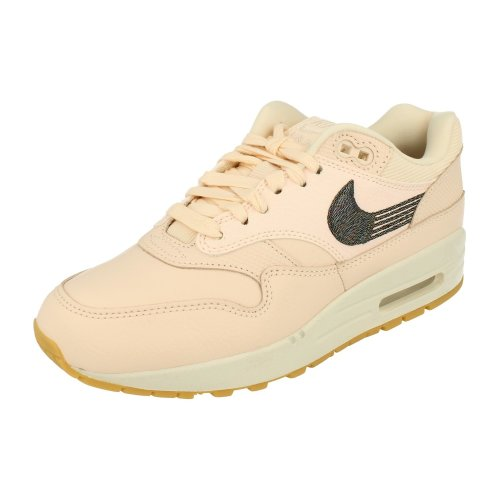 online store 2495f bf85b Nike Womens Air Max 1 PRM Trainers 454746 Sneakers Shoes