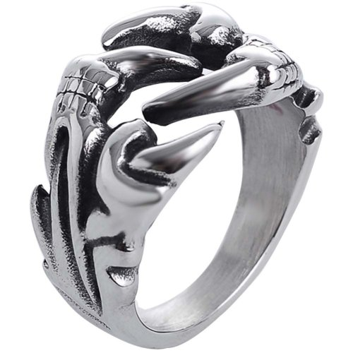 Claw Of Eagle Ring Unique Ring Personalized Ring For Men