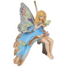 Papo Blue Elf Child Figure - Toy Toys New Fantasy Play -  papo elf child blue figure toy toys new fantasy play