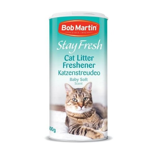 Bob Martin Stay Fresh Cat Litter Freshener